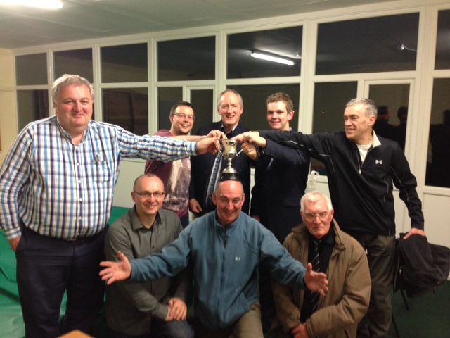 Taunton Win the Somerset Cup in 2013